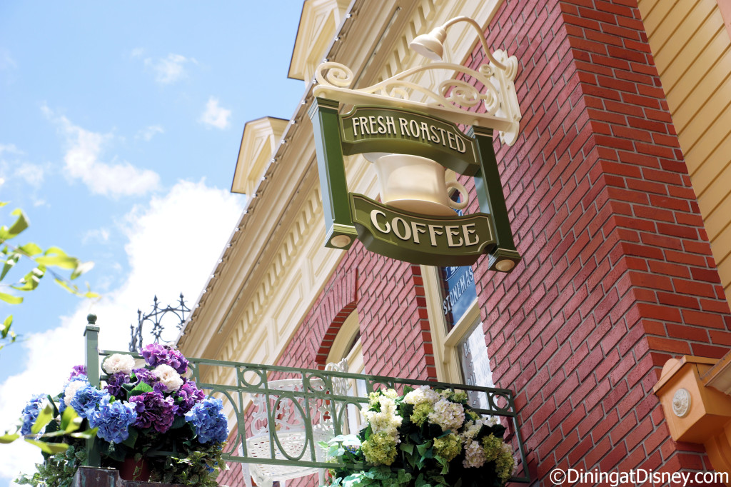 Main Street Bakery at Magic Kingdom