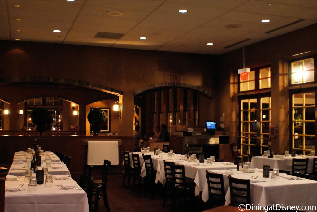 Portobello dining room