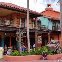 Tortuga Tavern in Magic Kingdom