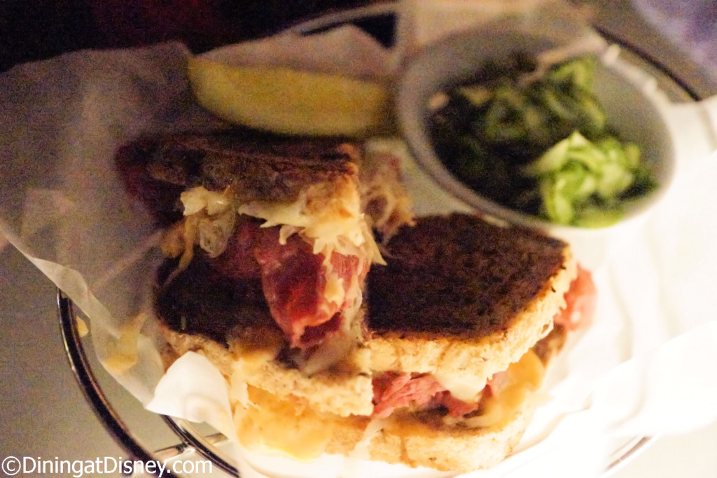 The Reuben at Sci-Fi Dine-In Theater at Disney's Hollywood Studios