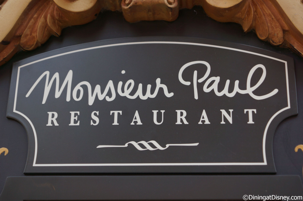 Monsieur Paul Restaurant