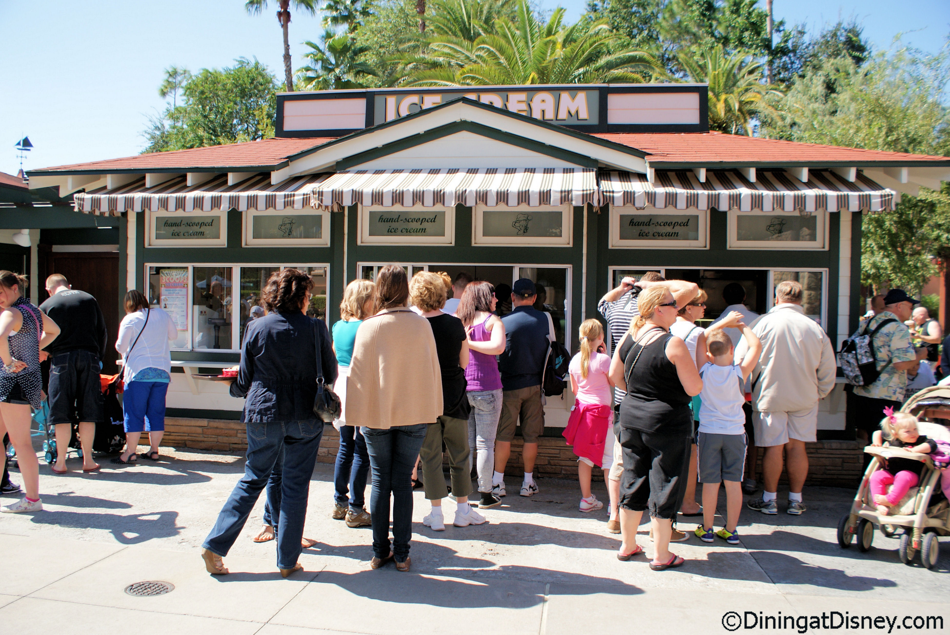 Hollywood Scoops Ice Cream overview - Photo 1 of 5