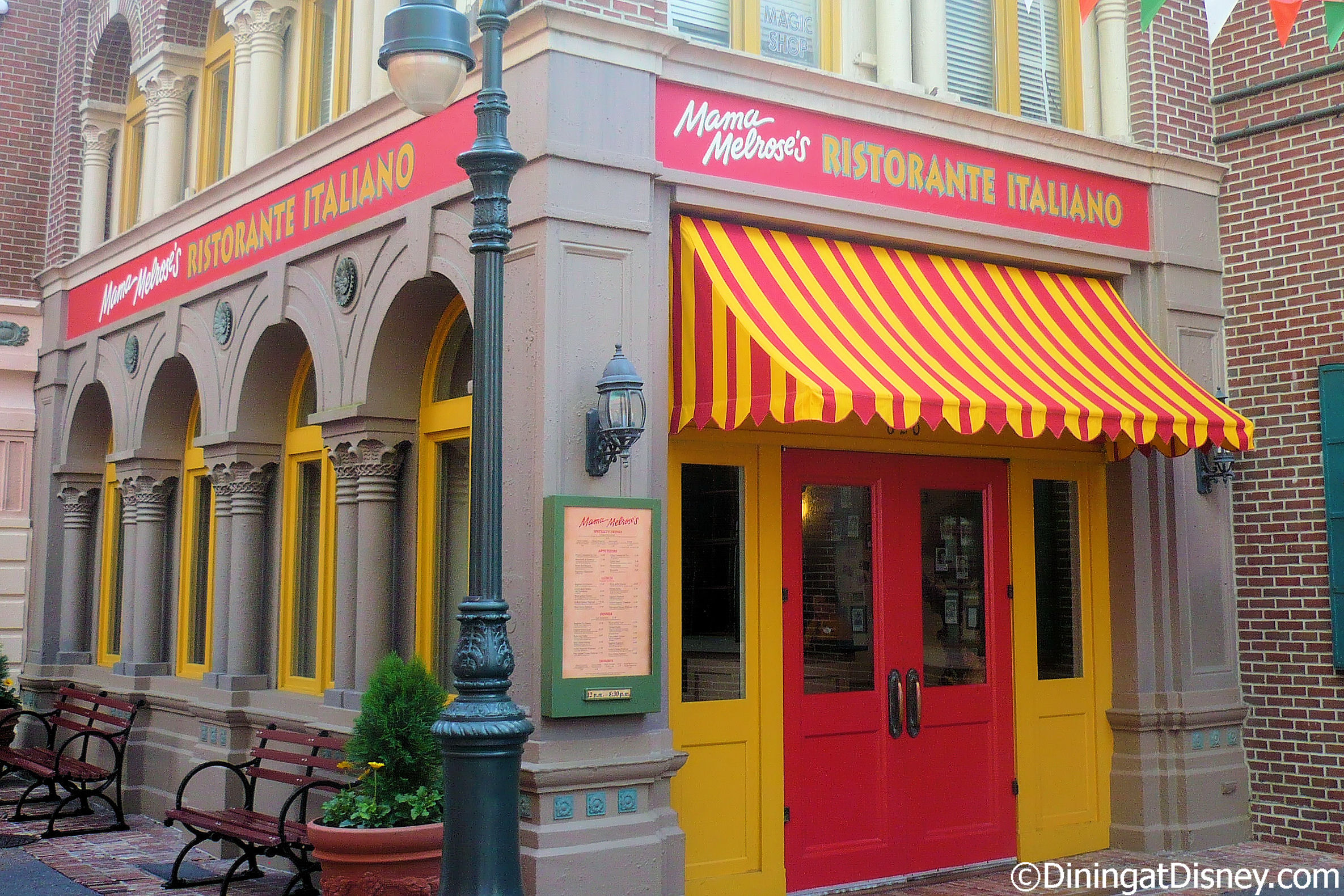 Mama Melroses Ristorante Italiano : MamaMelrose wm from diningatdisney.com size 2370 x 1580 jpeg 1013kB