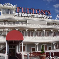 Fulton's Crab House in Downtown Disney
