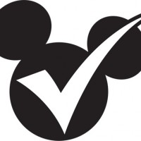 The Mickey Check on kids menus