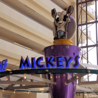 Chef Mickey's at Disney's Contemporary Resort is a great character meal for those that want to meet the Fab Five.