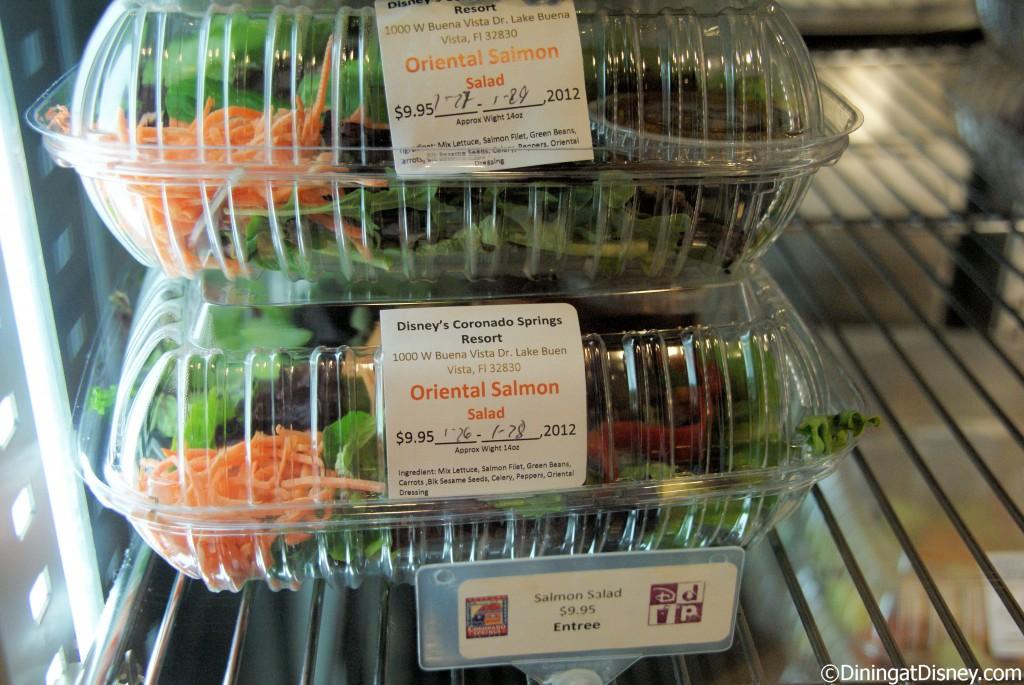 Café Rix - Oriental chicken salad