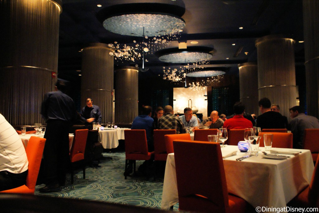 Todd English's bluezoo dining room