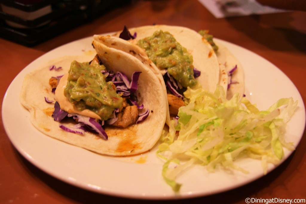 Pepper Market - blackened fish tacos