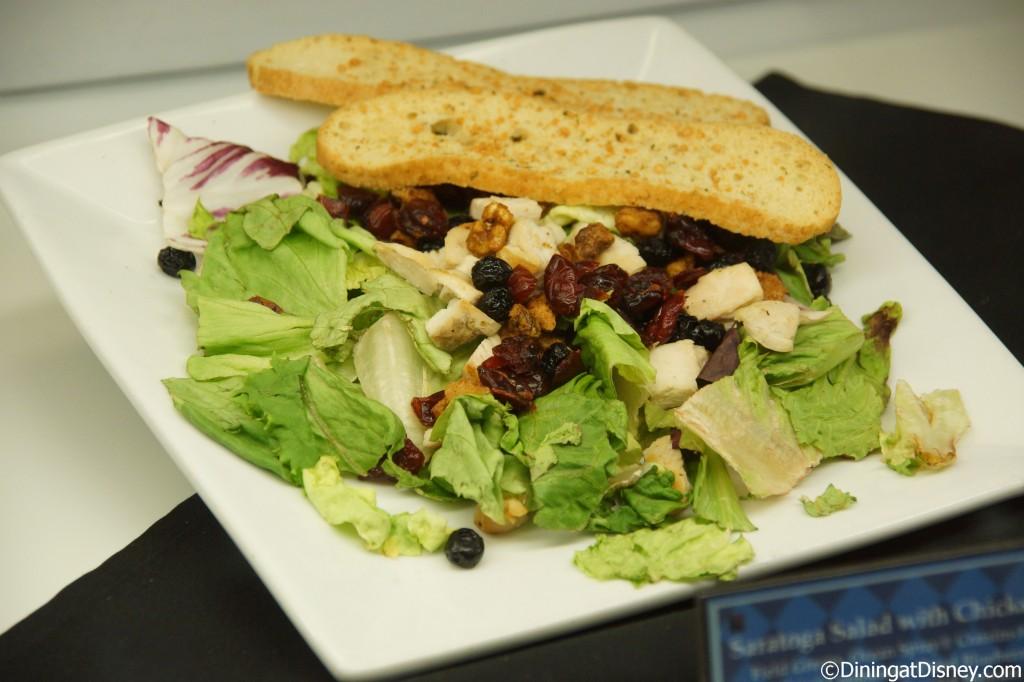 Saratoga Springs - Saratoga salad