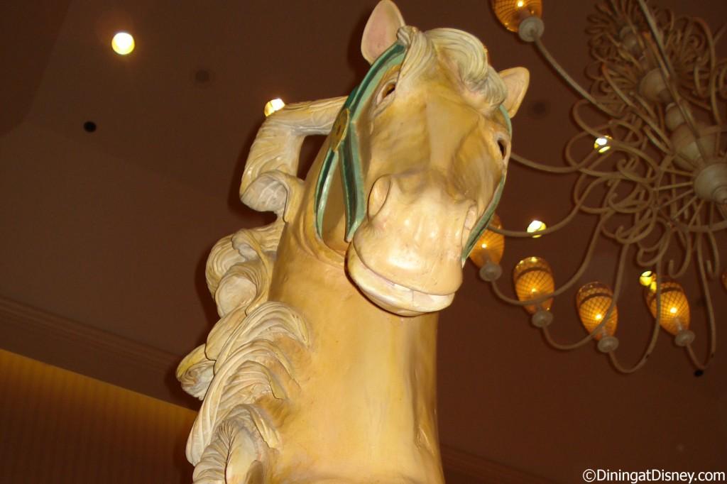 1900 Park Fare carousel horse