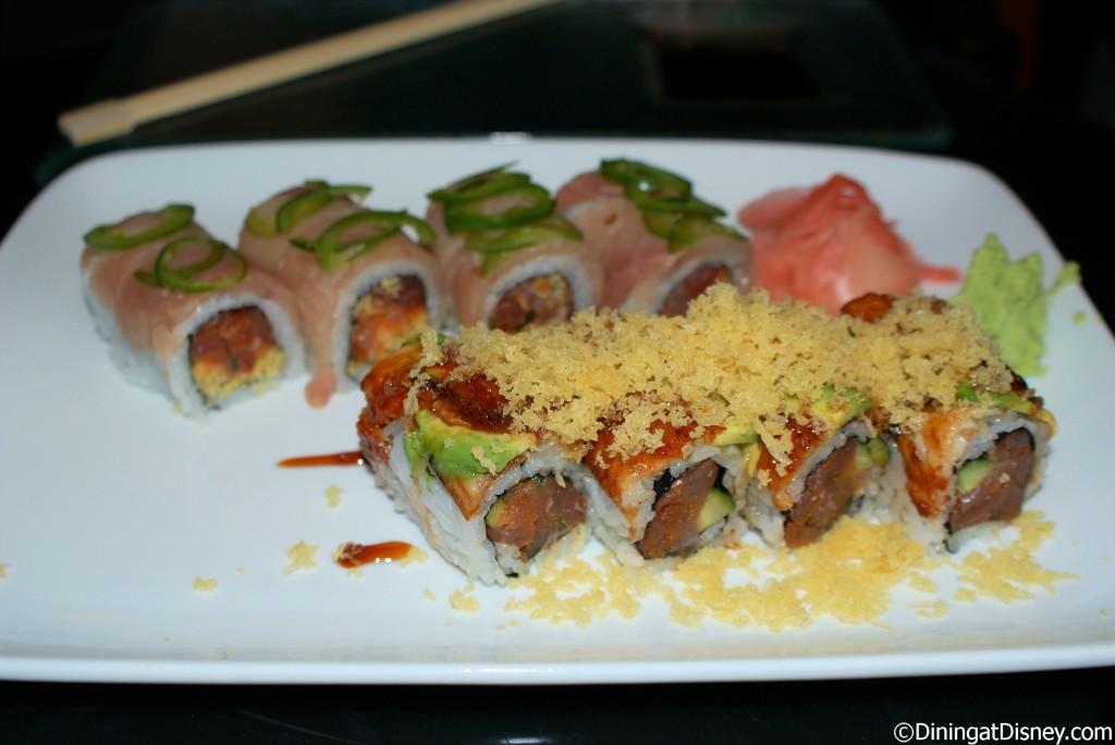Kimonos sushi