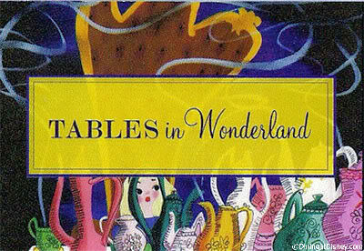 Perfect Tables In Wonderland Membership Card