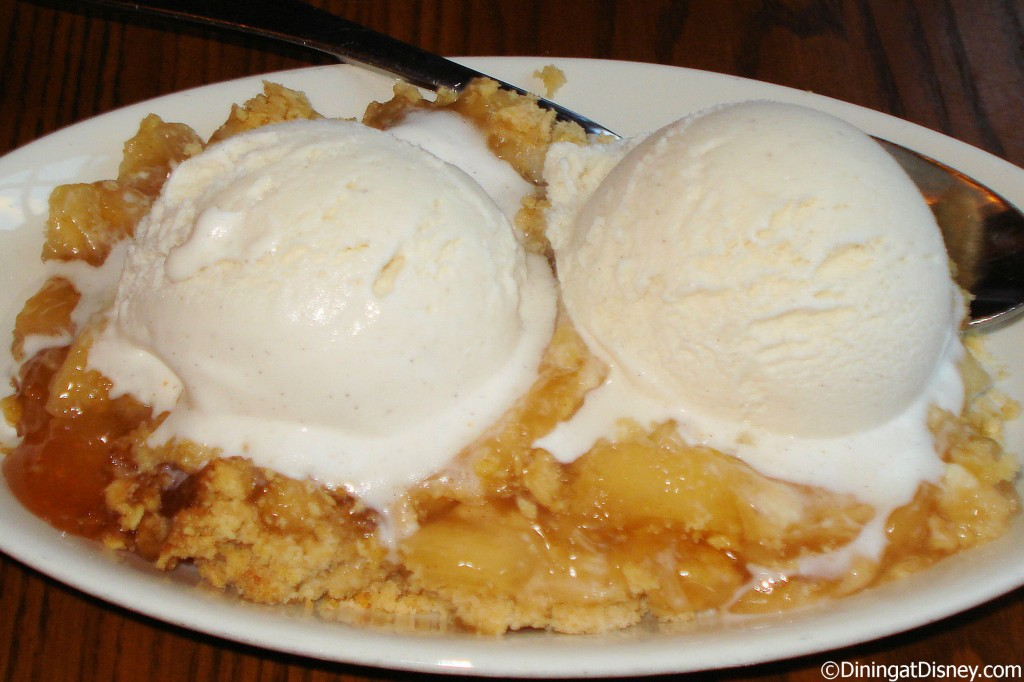 Liberty Tree Tavern - apple cobbler