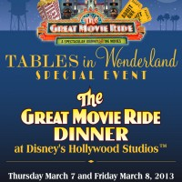 TIW - The Great Movie Ride March 2013