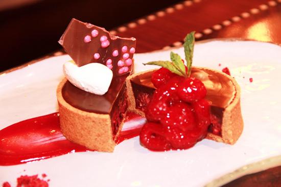 Valrhona Chocolate Indulgence