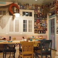 Olivia's Cafe - dining room