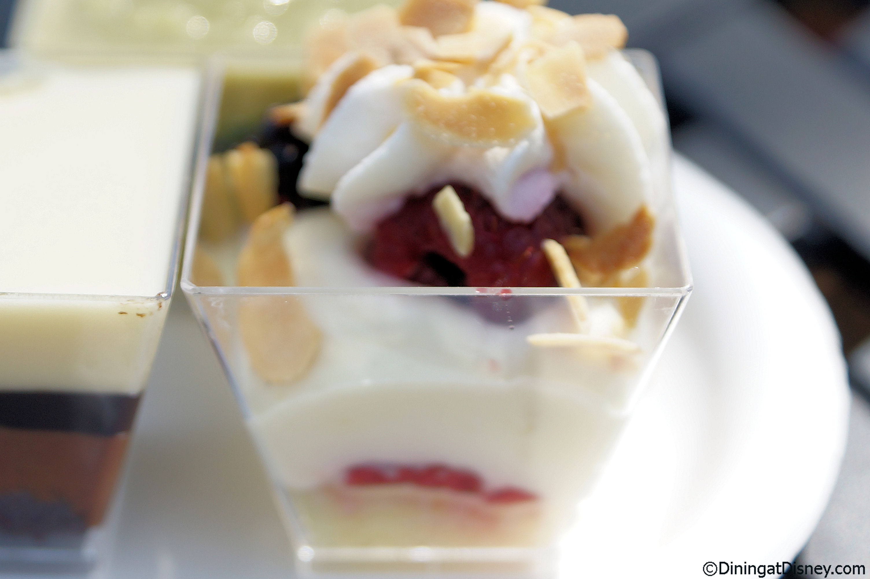 The Cottage - Berry trifle