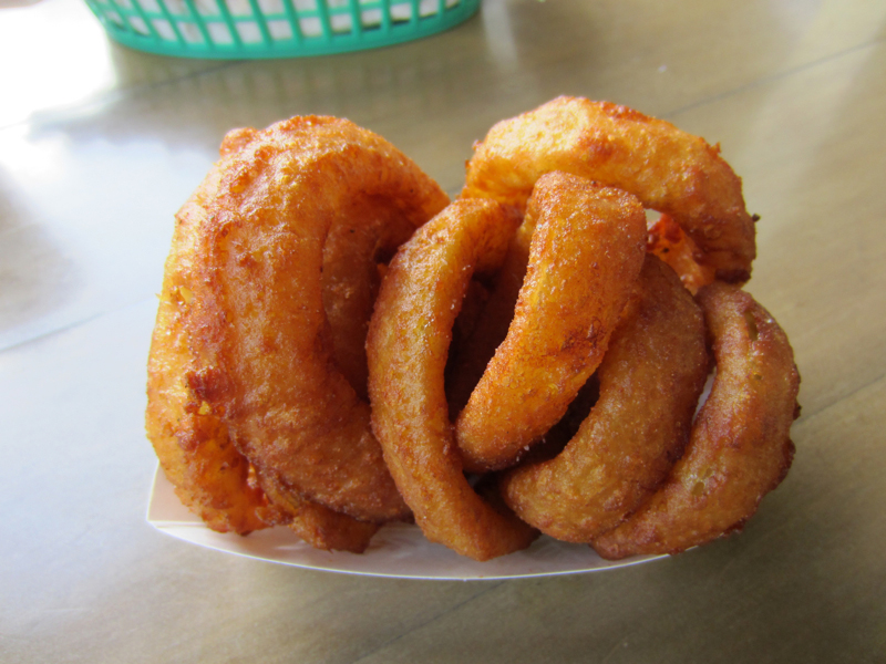 Hungry Bear Onion Rings