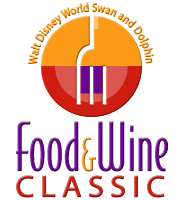 Swan and Dolphin Food & Wine Classic logo
