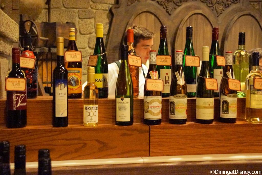 Weinkeller wines