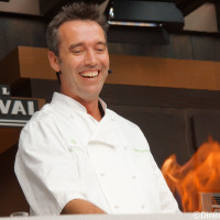 Culinary demo - Kevin Dundon