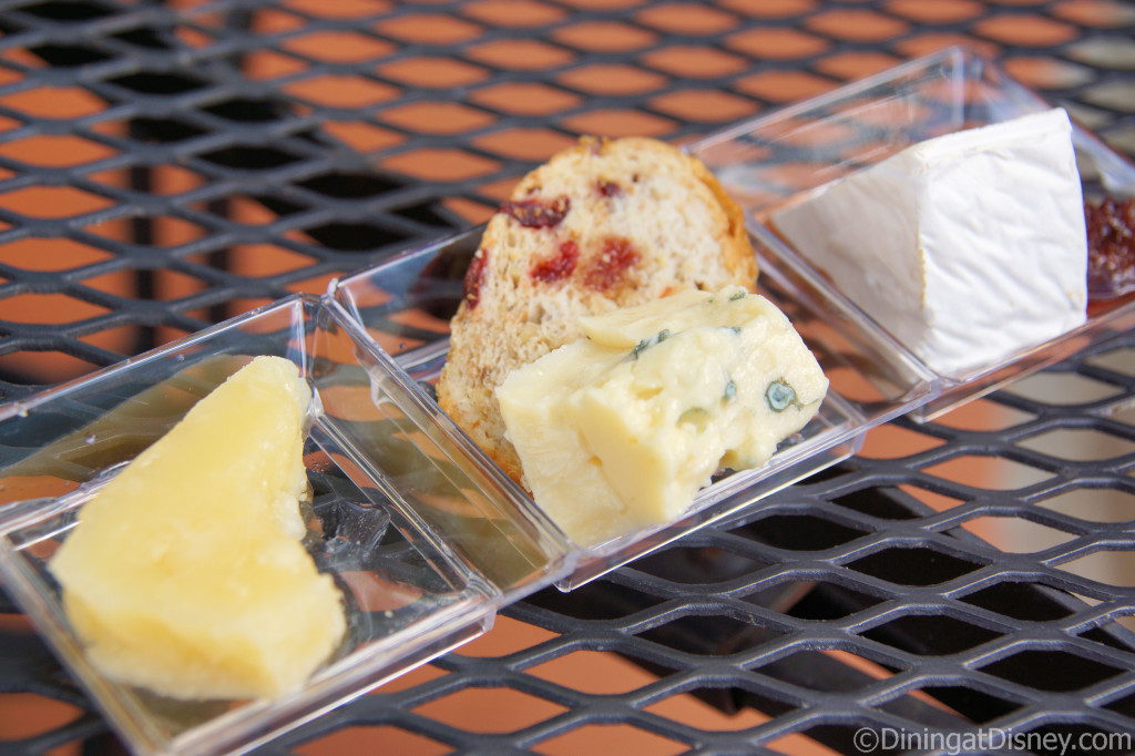 Trio of Artisan Cheeses