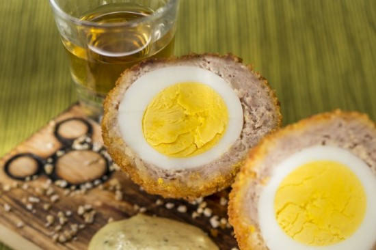 Scotch Eggs - Scotland