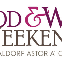 Waldorf Astoria Food and Wine Weekends