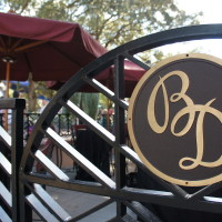The Hollywood Brown Derby Lounge at Disney's Hollywood Studios