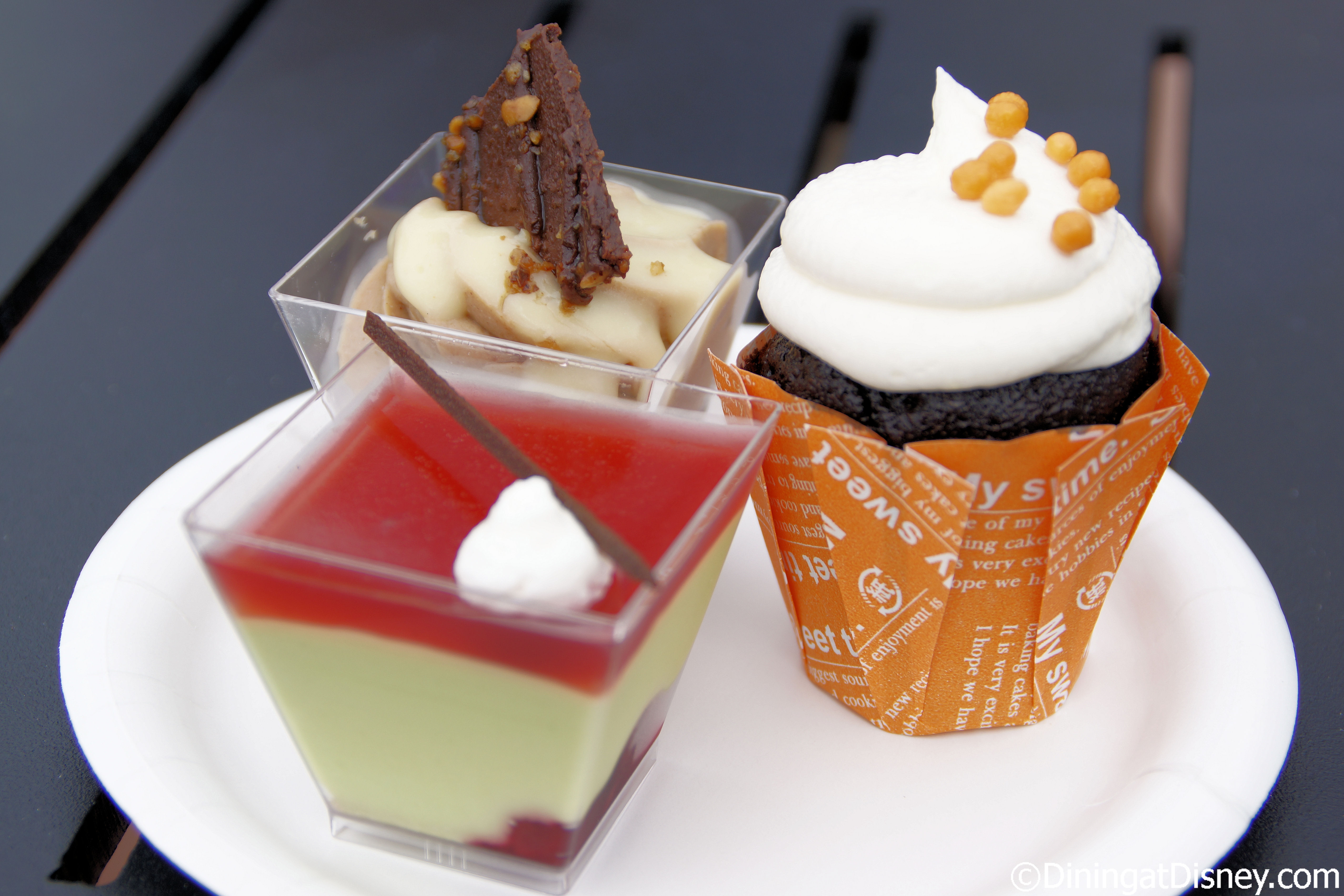 Food And Wine Chocolate Cheesecake