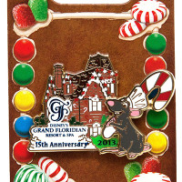 gingerbread pin