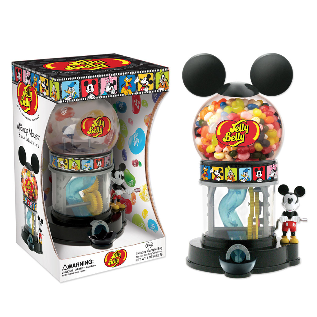 Mickey Mouse Jelly Belly jelly bean machine