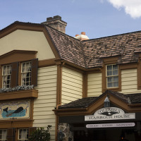 Columbia Harbour House is located in Liberty Square in Magic Kingdom