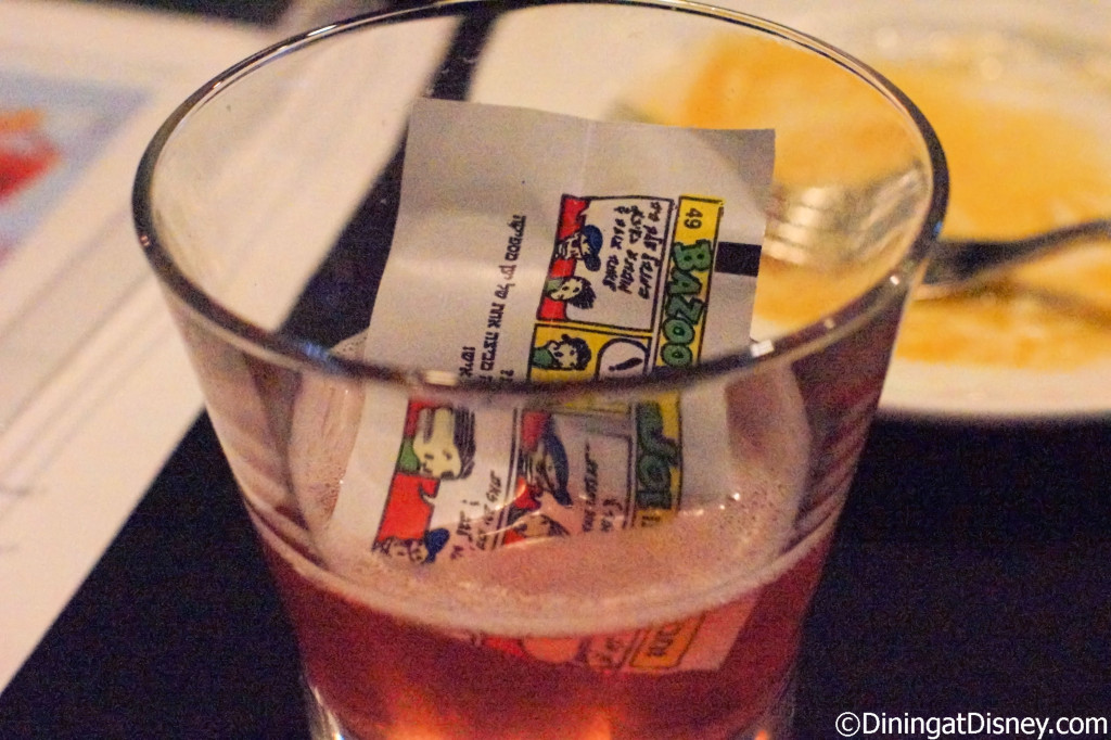 The Bazooka Joe cocktail at Modern Mixology - Swan and Dolphin Food and Wine Classic 2013 DSC08730 d@d