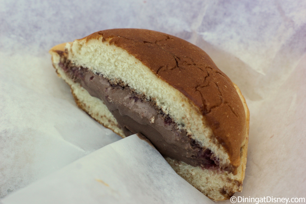 Ice cream sandwich - Swan and Dolphin Food and Wine Classic 2013 DSC08793 d@d