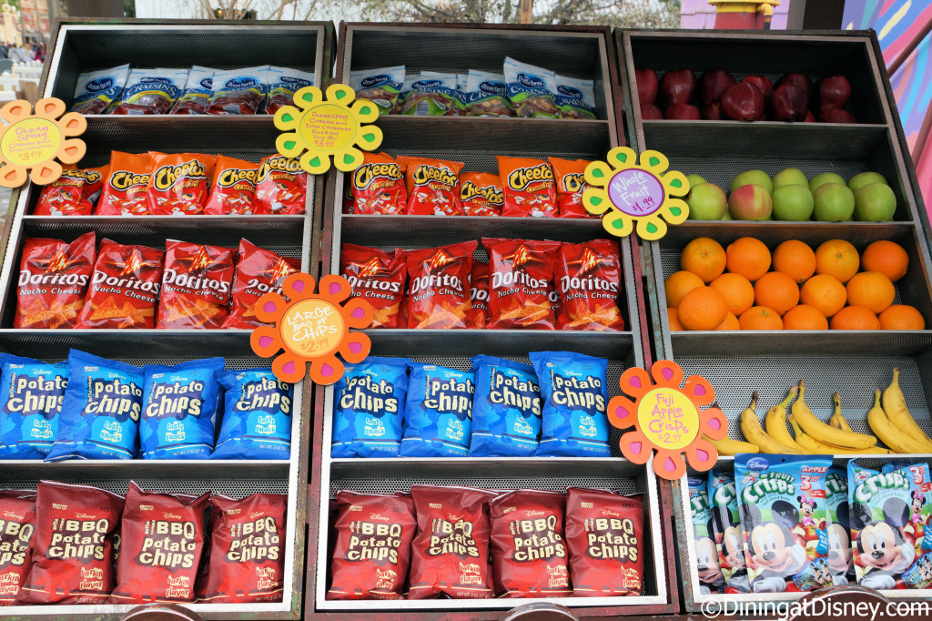 Fillmore's Taste-In healthy snacks