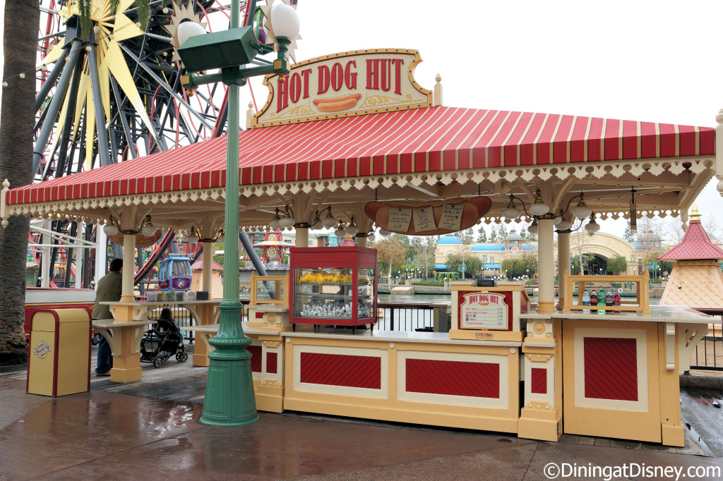 Hot Dog Hut - DCA