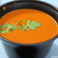 Jolly Holiday Bakery Cafe - Tomato Basil Soup