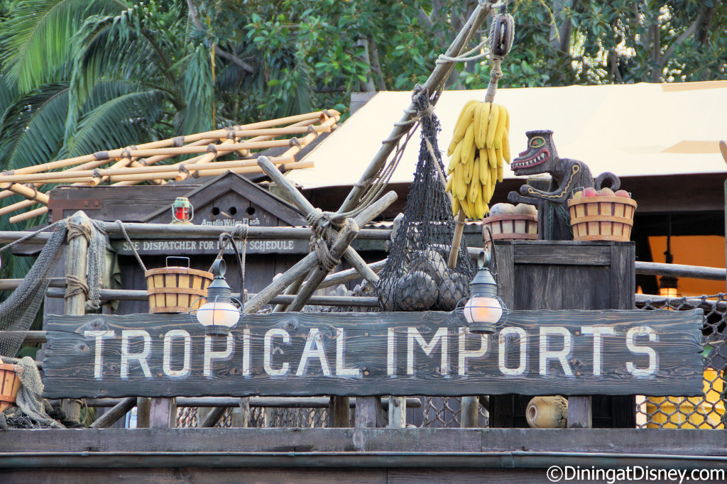 Tropical Imports - Disneyland