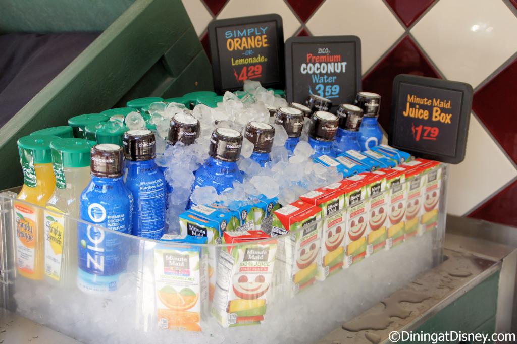 Fairfax Market drinks