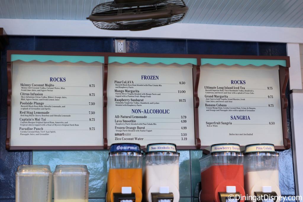 Hurricane Hannah's drink menu DSC03795 d@d