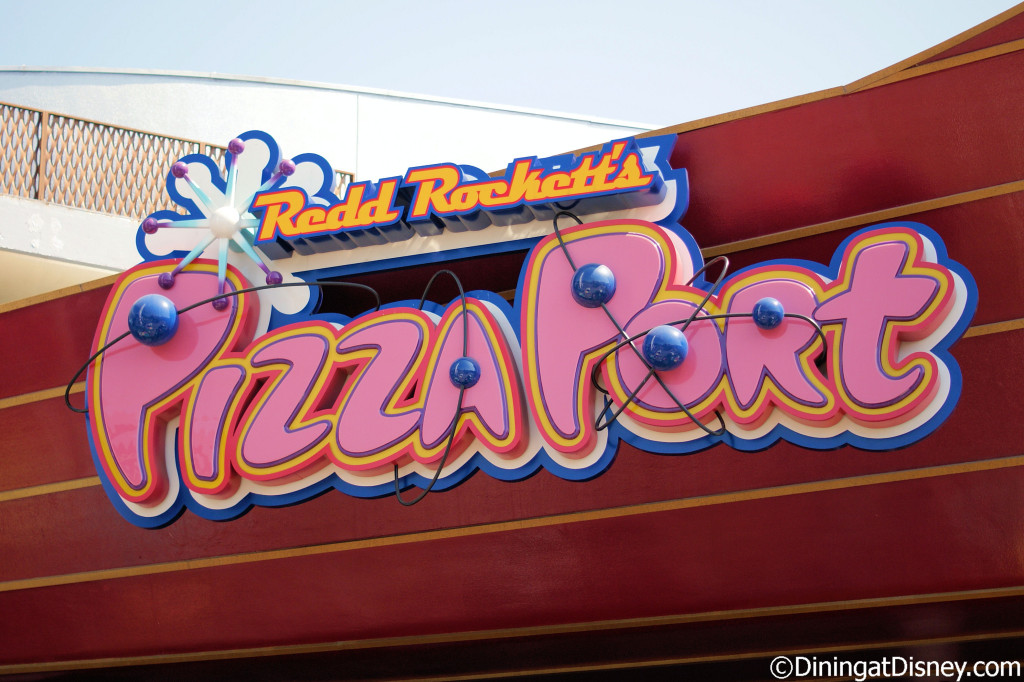 Redd Rockett's Pizza Port