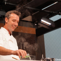 Master Chef Kevin Dundon - 2012 Epcot Food and Wine Festival