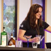 Lindsay Skillman - Mixology - 2012 Epcot Food and Wine Festival