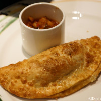 Empanadas Panzudas de Carne from Carioca's on Disney Magic