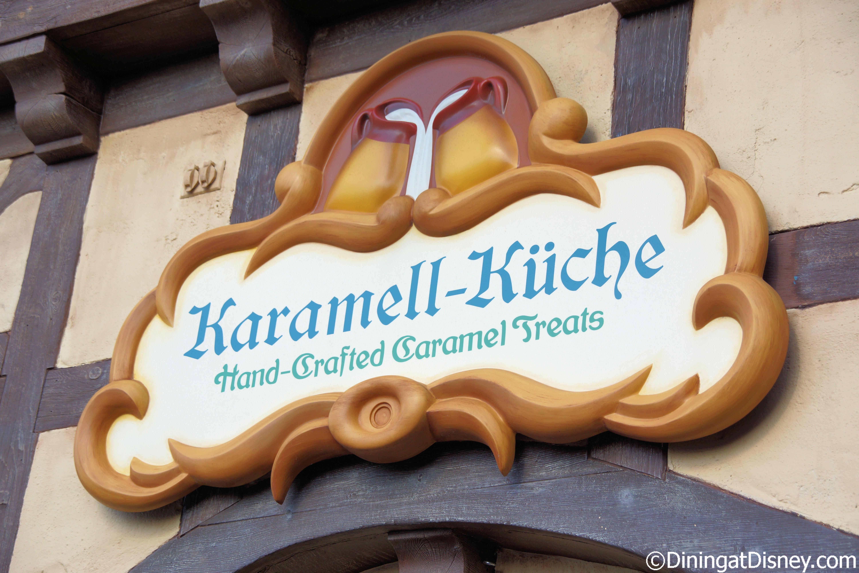 Karamell Kuche