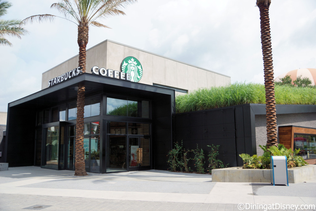 Starbucks at Downtown Disney West Side