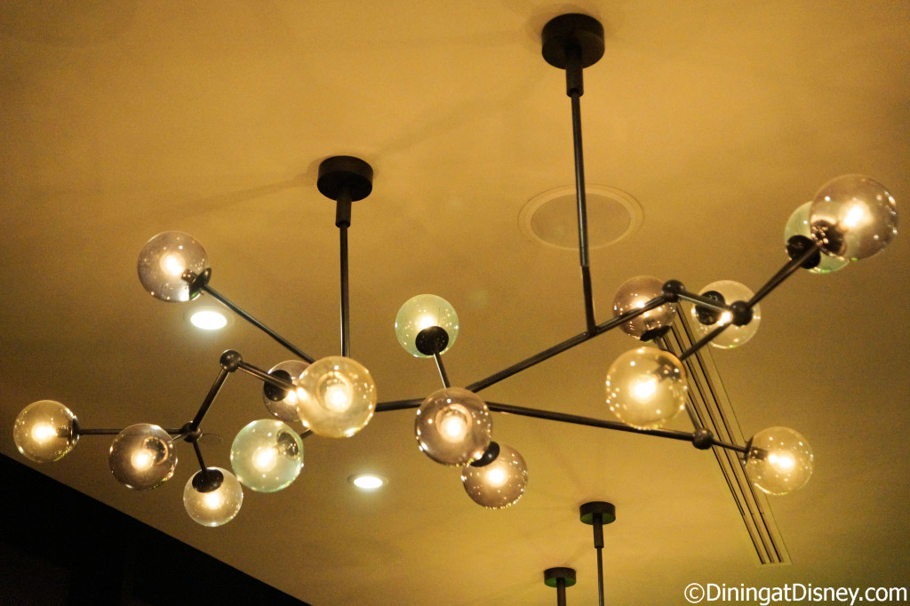 California Grill - lighting fixtures