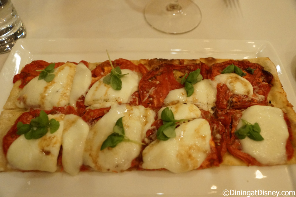 Oven-dried Tomato Flatbread - California Grill